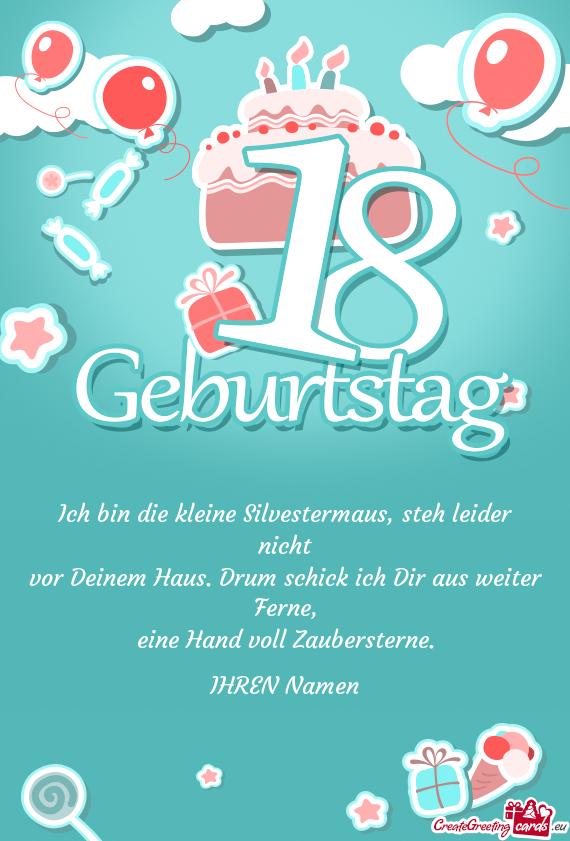 Karte schreiben geburtstag Geburtstagswünsche an